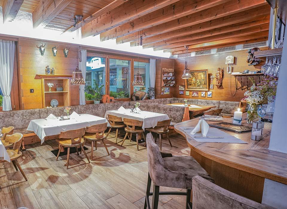 Restaurant Seefeld Tirol